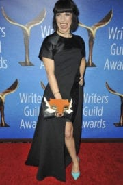 Sheila Callaghan Stills at 2017 Writers Guild Awards in Beverly Hills