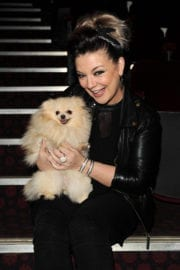 Sheridan Smith Stills at Palace Theatre in Manchester