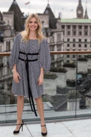 """Sienna Miller Stills at """"The Lost City Of Z"""" London Photocall"""