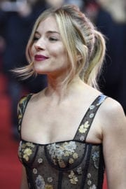 Sienna Miller Stills at 'The Lost City of Z' Premiere at 67th International in Berlin