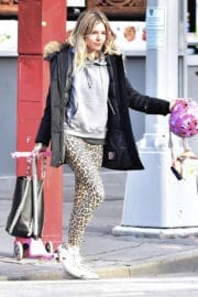 Sienna Miller Stills Out and About in New York