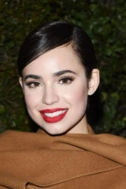 Sofia Carson Stills at Dior Addict Lacquer Stick Launch in West Hollywood