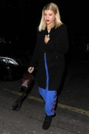 Sofia Richie at Wonderland Shop Store Opening Party in London