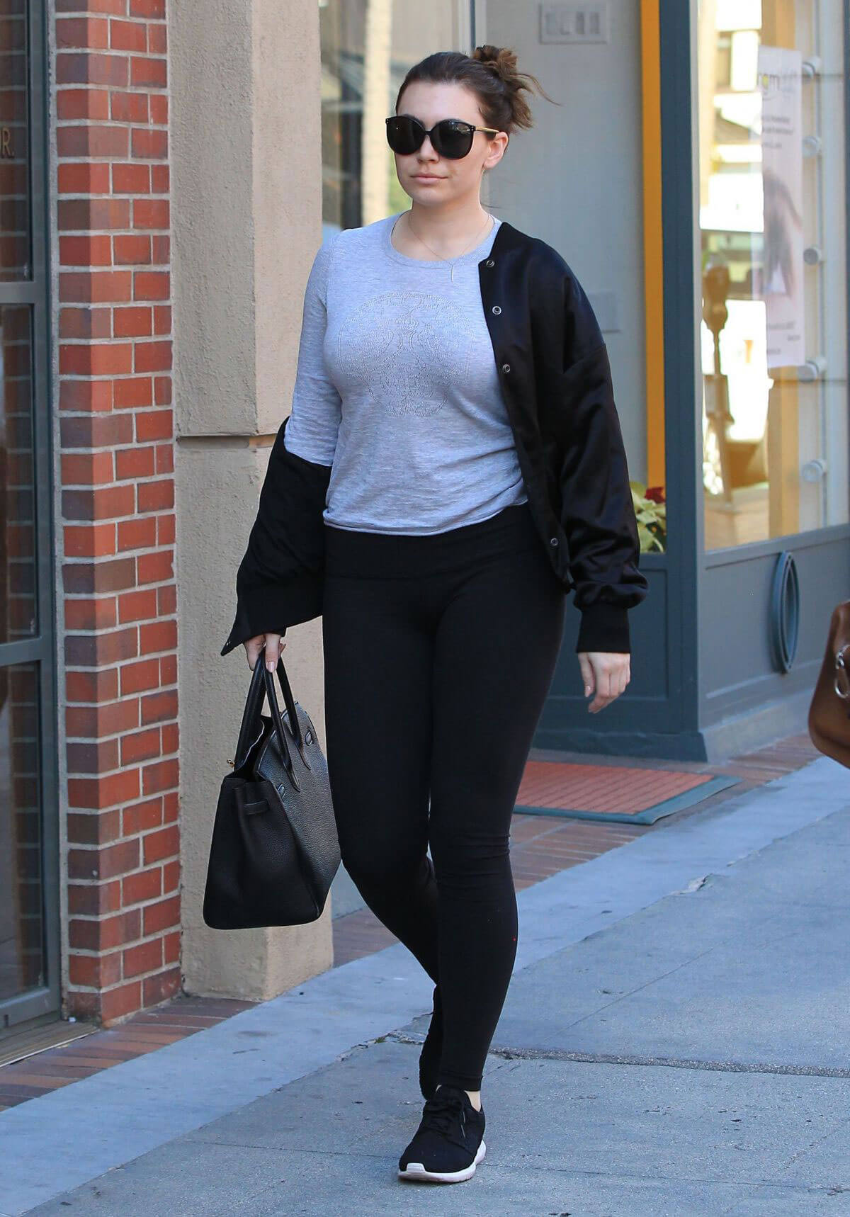 Sophie Simmons Stills Out Shopping in Beverly Hills