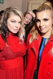 Stacy 'Fergie' Ferguson at Vogue Italia and Place Vendome Party in Milan