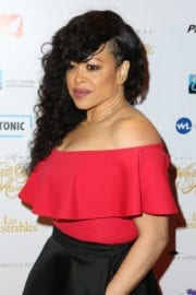 Stacy Francis Stills at 2017 WhatsOnStage Awards Concert in London