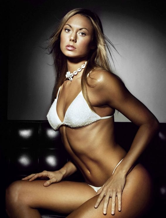 Stacy Keibler for Photoshoot by Frankie Batista, 2008
