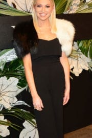 Stassi Schroeder at ELLE, E! and Img New York Fashion Week Kick-off Party in New York