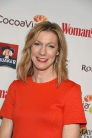 Susan Spencer at Women's Day 14th Annual Red Dress Awards in New York