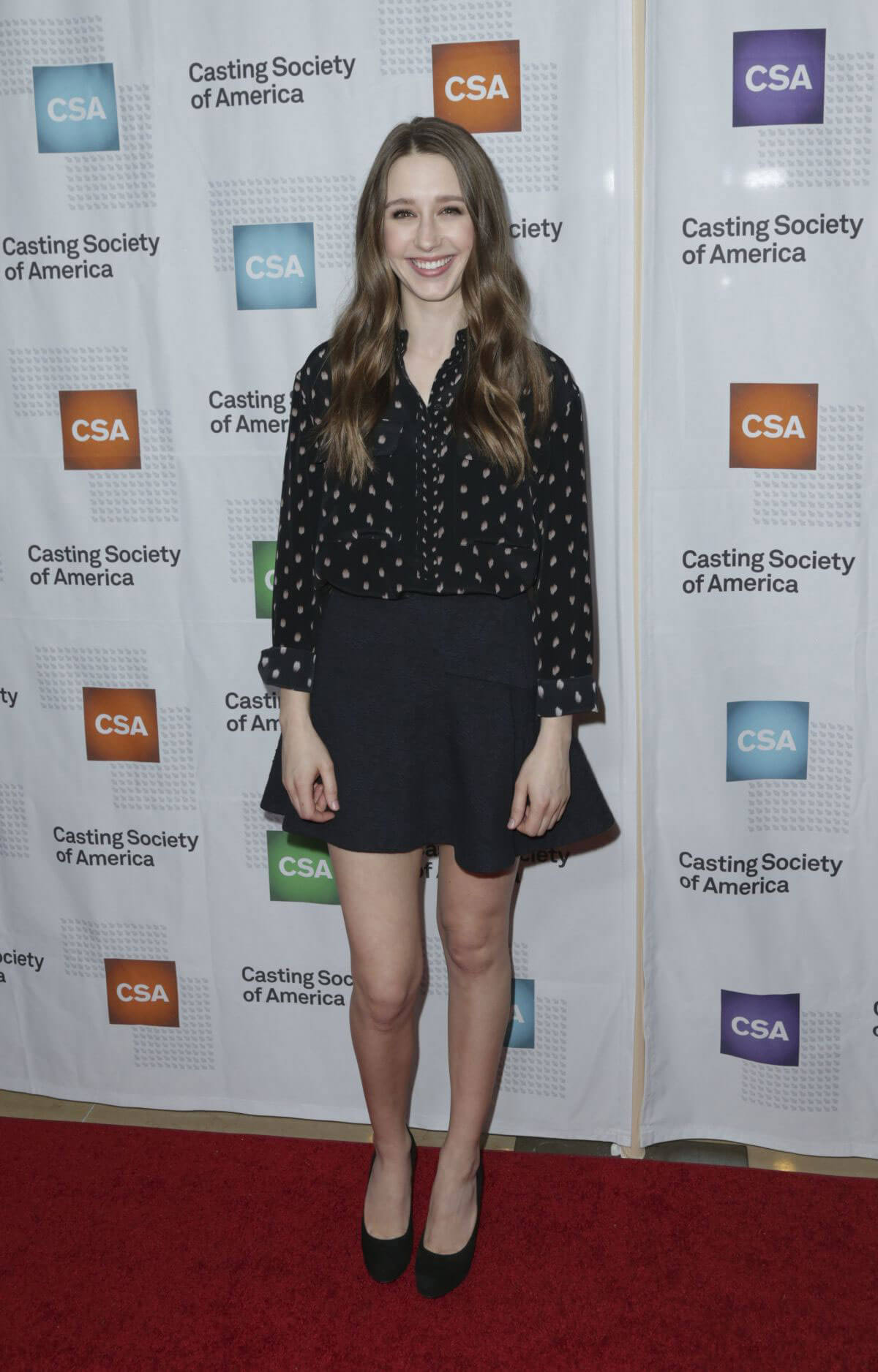 Taissa Farmiga at 32nd Annual Artios Awards in Los Angeles