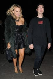 Tallia Storm and Sam Clempson Stills at One Embankment in London
