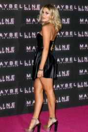 Tallia Storm Stills at Maybelline's Bring on the Night Party in London