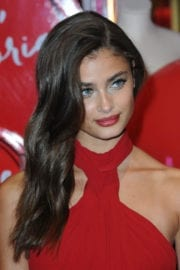 Taylor Marie Hill at Valentine's Day Event at Victoria's Secret in New York