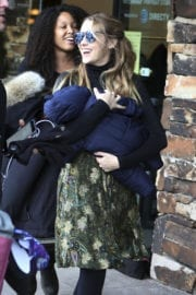 Teresa Palmer Out and About in Park City