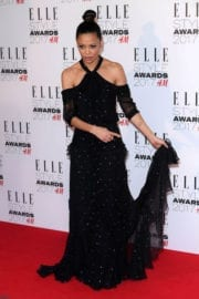 Thandie Newton at Elle Style Awards 2017 in London
