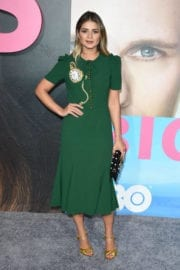 Thassia Naves at 'Big Little Lies' Premiere in Hollywood