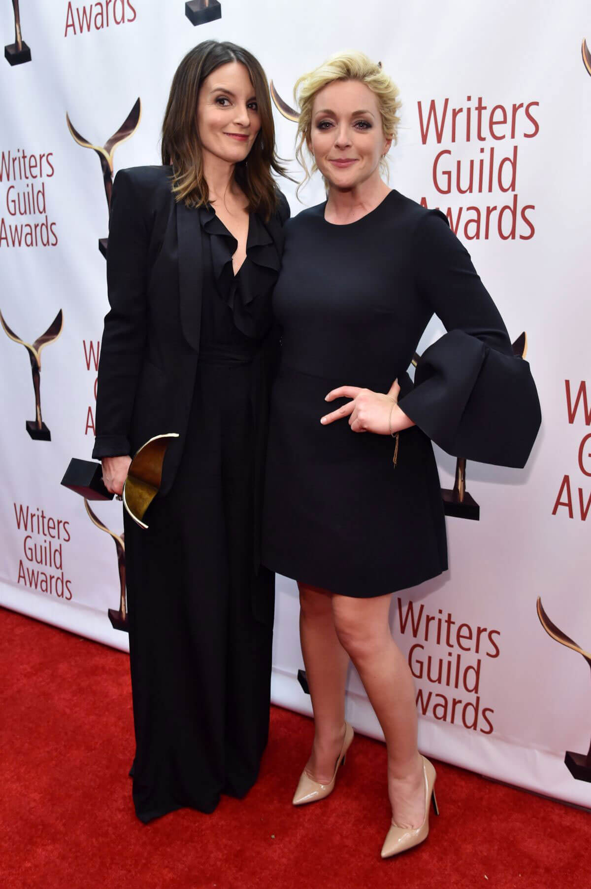 Tina Fey Stills at 2017 Writers Guild Awards in Beverly Hills