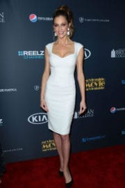 Tricia Helfer at 25th Annual Movieguide Awards in Universal City