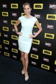 Tricia Helfer Stills at imdb Live Viewing Party in Hollywood