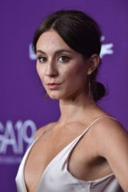 Troian Bellisario Stills at 19th Annual Costume Desingers Guild Awards in Beverly Hills