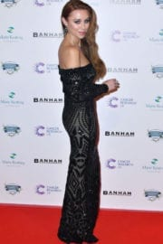 Una Healy Stills at Emeralds and Ivy Ball in London