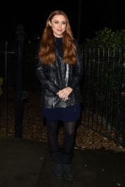 Una Healy Stills at Her Gig in London