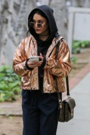 Vanessa Hudgens Stills Out and About in Los Angeles