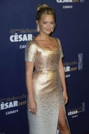 Virginie Efira Stills at Cesar Film Awards in Paris