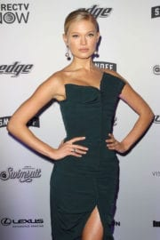 Vita Sidorkina Stills at Sports Illustrated Swimsuit Edition Launch in New York