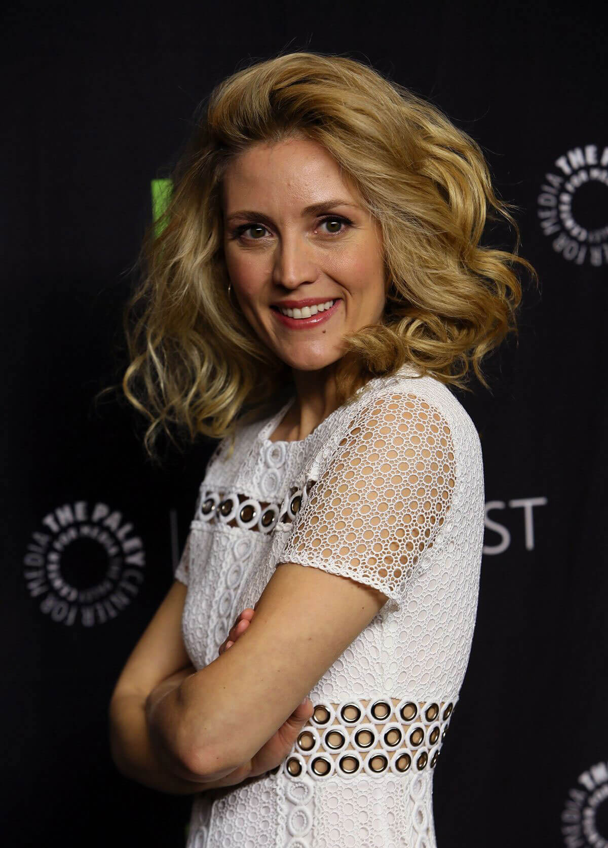 Évelyne Brochu Stills at Orphan Black Panel at Paleyfest in Los Angeles
