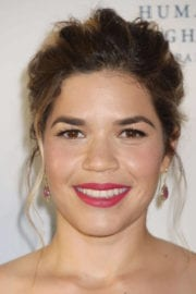 America Ferrera Stills at Human Rights Campaign Gala Dinner in Los Angeles