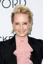"""Anne Heche Stills at """"The Last Word"""" Premiere in Los Angeles"""