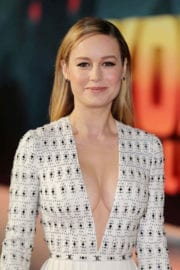 "Brie Larson Stills at ""Kong Skull Island"" Premiere in London"