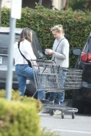 Cameron Diaz Stills Out for Grocery Shopping in Los Angeles 2