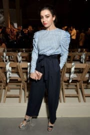 Charli XCX Stills at H&M Fashion Show in Paris