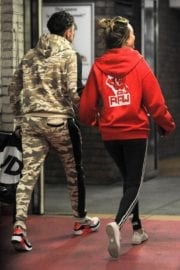Charlotte Crosby Stills Out and About in London 4