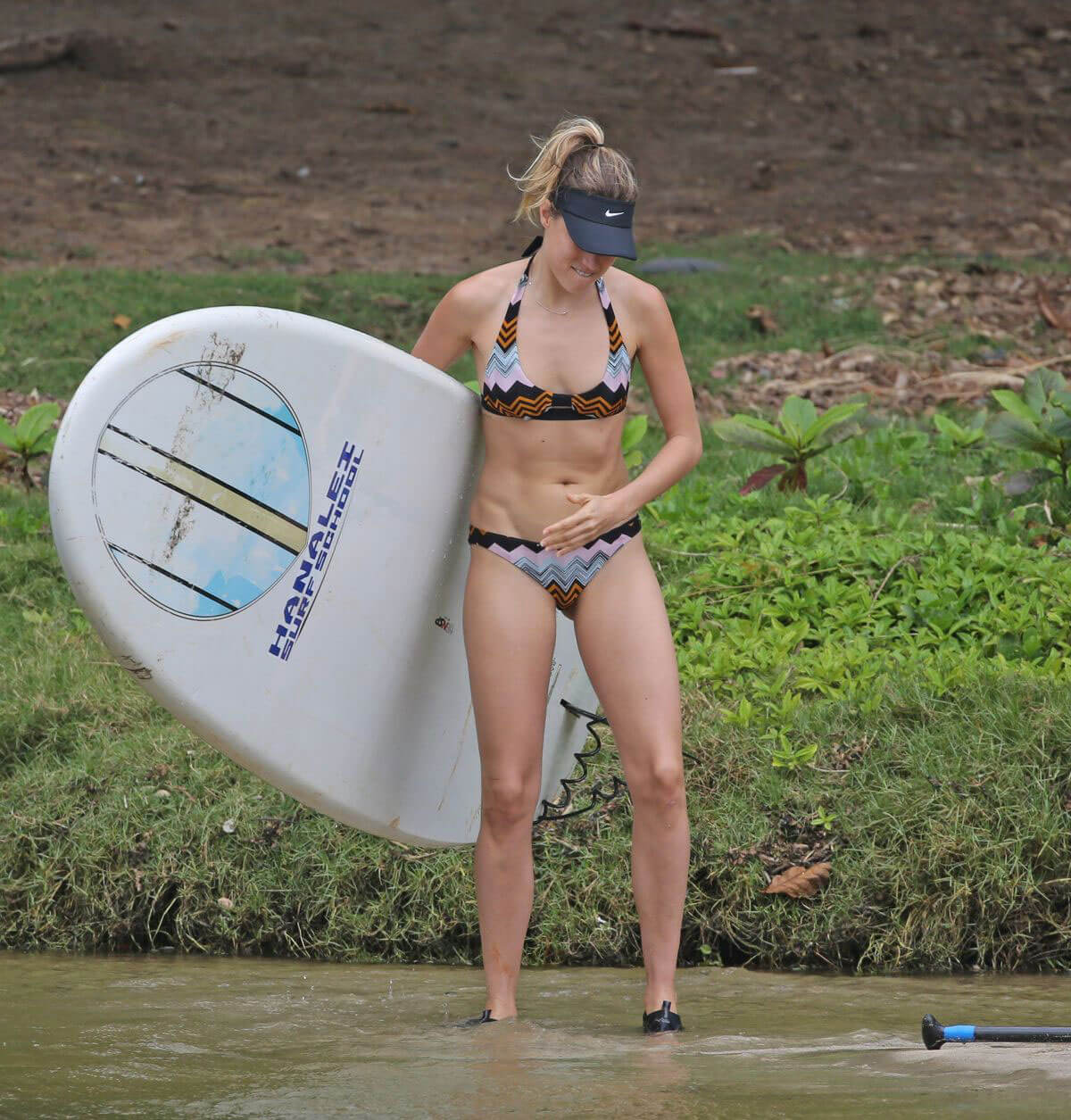 Cody Horn in Bikini on vacation in Hawaii, March 2017