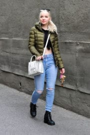 Dove Cameron Stills Out and About in Beverly Hills, March 2017