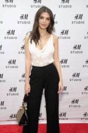 Emily Ratajkowski at H&M Studio Collection Event in New York, March 2017