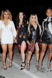 Fifth Harmony Stills at Catch Los Angeles in West Hollywood 2