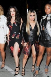 Fifth Harmony Stills at Catch Los Angeles in West Hollywood 5
