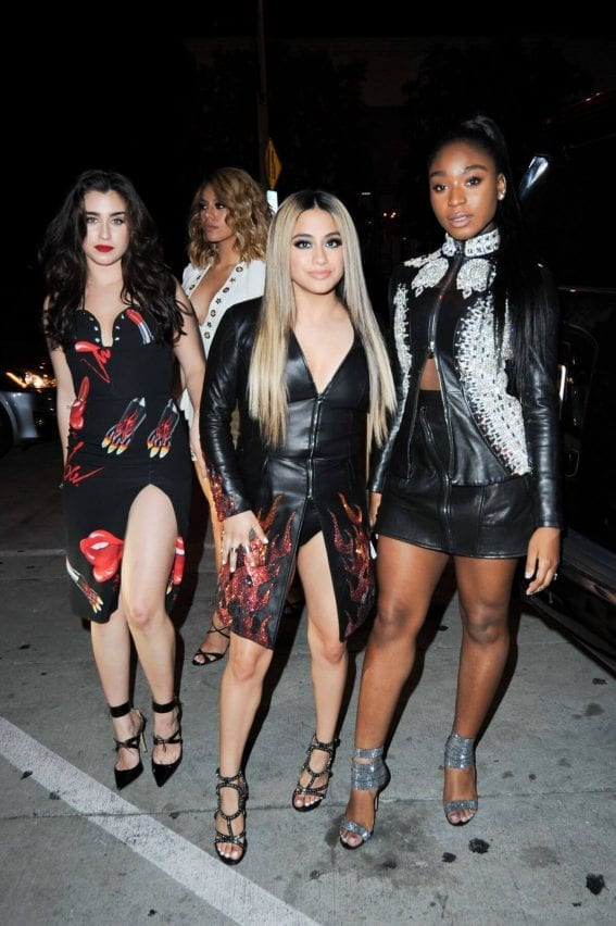 Fifth Harmony Stills at Catch Los Angeles in West Hollywood 6
