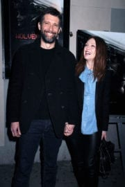 Julianne Moore Stills at Wolves Screening in New York