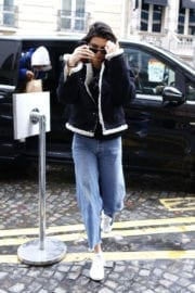 Kendall Jenner Stills Out and About in Paris 1