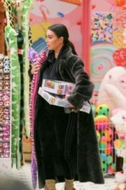 Kim Kardashian Stills at Sloan's Candy Store in Los Angeles 7