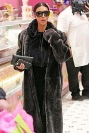 Kim Kardashian Stills at Sloan's Candy Store in Los Angeles 9