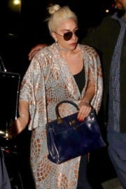 Lady Gaga Stills Out and About in Beverly Hills 1