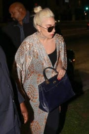 Lady Gaga Stills Out and About in Beverly Hills 2