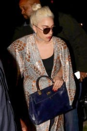 Lady Gaga Stills Out and About in Beverly Hills 4