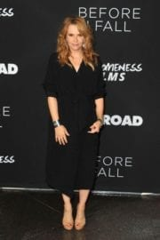 "Lea Thompson Stills at ""Before I Fall"" Premiere in Los Angeles"